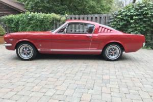 1965 Ford Mustang Rare Factory GT