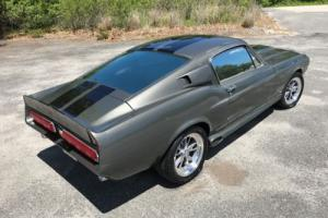 1967 Ford Mustang FASTBACK GT500 CLONE SHEBLY