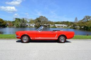 1965 Ford Mustang 289 V8 Automatic Power Steering Power Brakes A/C