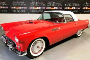 1955 Ford Thunderbird Deluxe with removable top Photo