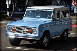 1974 Ford Bronco Photo