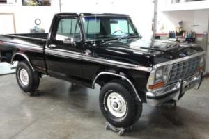 1979 Ford F-150 Ranger 4x4 Short Bed Photo