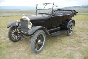 1926 Ford Model T Photo
