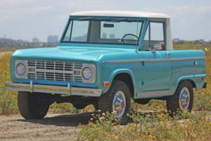1968 Ford Bronco Photo