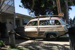 1951 Mercury woodie woodie station wagon Photo