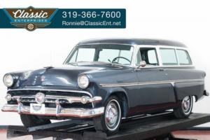 1954 Ford Other Tudor Customline Ranch Wagon Photo
