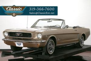1966 Ford Mustang Convertible C Code Photo