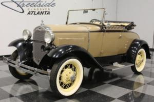 1930 Ford Model A Roadster Photo