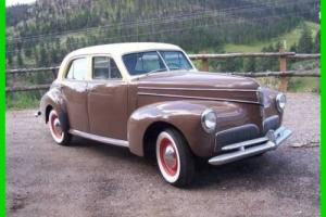 1941 Studebaker Commander International Photo