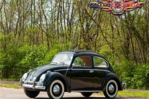 1958 Volkswagen Beetle-New California Top Photo