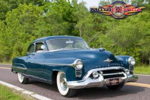 1950 Oldsmobile Ninety-Eight 98 Deluxe Club Sedan Photo