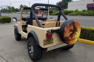 1983 Jeep CJ 7 Photo