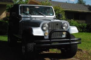 1978 Jeep CJ Photo