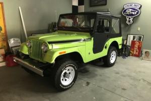1970 Jeep Renegade