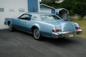 1975 Lincoln Mark Series Photo
