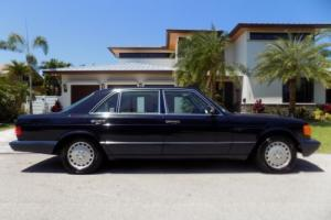 1989 Mercedes-Benz S-Class Photo