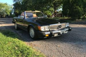 1988 Mercedes-Benz SL-Class Photo