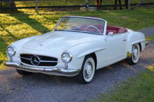 1960 Mercedes-Benz SL-Class BEAUTIFUL TWO TOP 190SL Photo