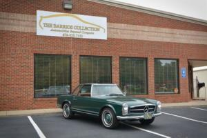 1965 Mercedes-Benz 230 SL -- Photo