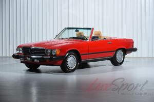 1989 Mercedes-Benz 560SL Roadster 560 Photo