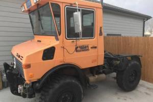 1986 Mercedes-Benz unimog Photo
