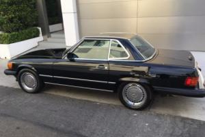 1987 Mercedes-Benz 500-Series Photo