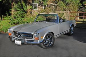 1971 Mercedes-Benz 200-Series 280SL Photo