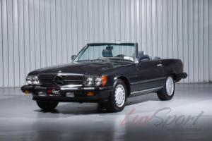 1989 Mercedes-Benz 560SL Roadster 560 SL Photo