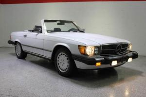 1987 Mercedes-Benz 500-Series 560SL CONVERTIBLE HARD TOP Photo