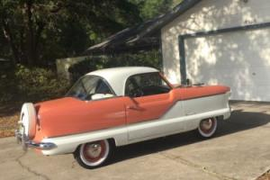 1957 Nash metropolitan 2 dr Photo