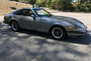 1983 Nissan 280ZX 280ZX TURBO