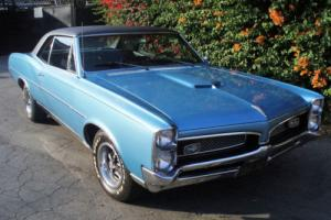 1967 Pontiac GTO Coupe Photo