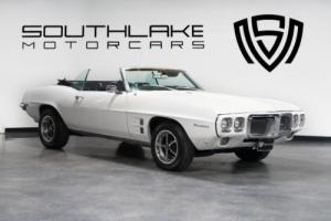 1969 Pontiac Firebird Convertible Photo