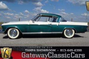 1956 Studebaker Golden Hawk --
