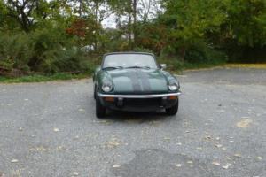 1976 Triumph Spitfire Convertible Photo