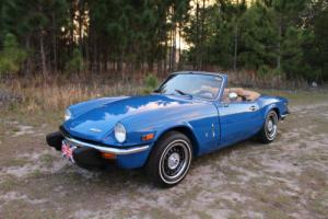 1977 Triumph Spitfire Spitfire 1500 Convertible Photo
