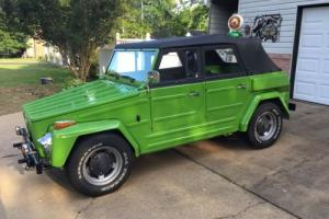 1974 Volkswagen Thing Photo