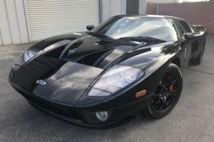 2006 Ford Ford GT Black/Black - low miles