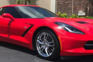 2014 Chevrolet Corvette 2dr Coupe w/1LT