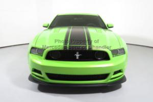 2013 Ford Mustang 2dr Coupe Boss 302
