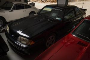 1989 Ford Mustang 2dr