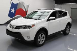 2015 Toyota RAV4 XLE BLUETOOTH REAR CAM SUNROOF
