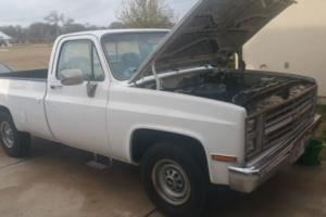 1985 Chevrolet Other Scottsdale