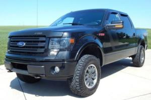 2014 Ford F-150 FX4 6.2 V8 Short Bed