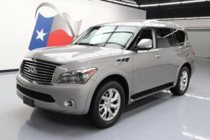 2012 Infiniti QX56 4X4 THEATER SUNROOF NAV DVD 20'S