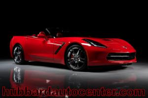 2015 Chevrolet Corvette Heavily Optioned 3LT
