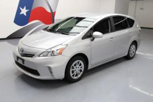 2013 Toyota Prius V THREE HYBRID NAV REAR CAM