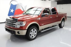 2014 Ford F-150 KING RANCH CREW 4X4 ECOBOOST NAV