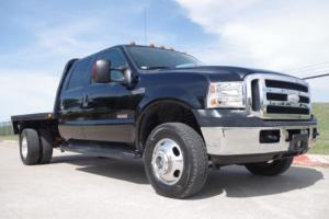 2007 Ford F-350 Lariat Flatbed 4x4