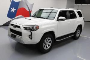 2014 Toyota 4Runner TRAIL PREM 4X4 SUNROOF NAV TOW Photo